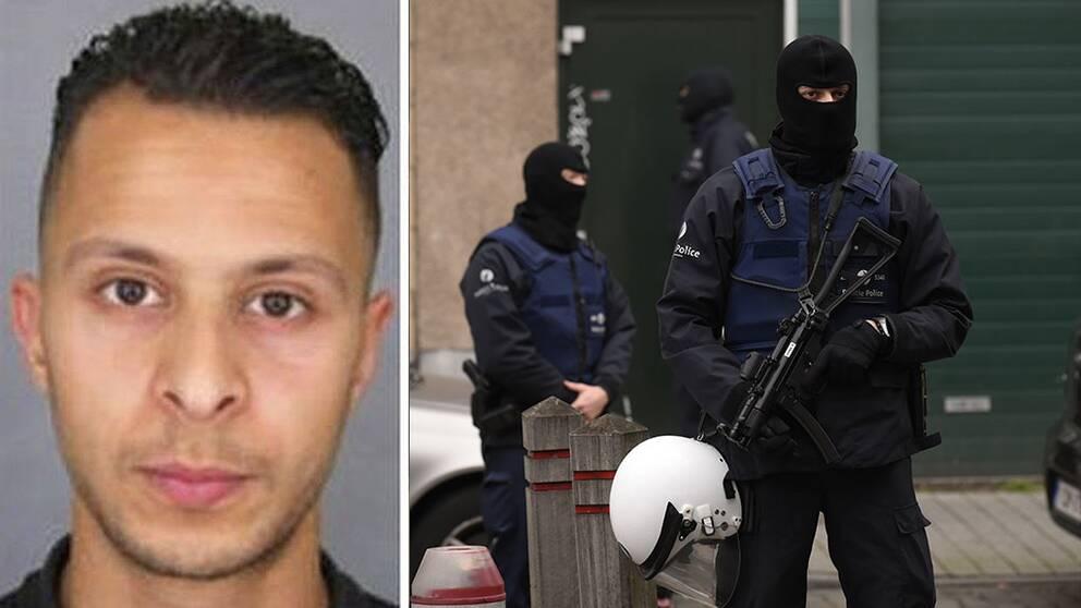 Salah Abdeslam är misstänkt som den åttonde gärningsmannen bakom terrorattacker i Paris.