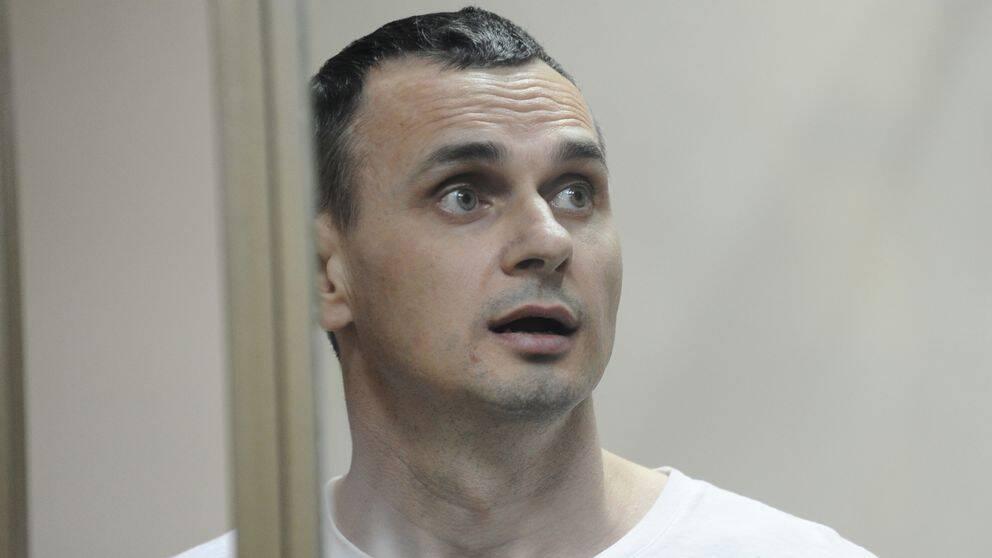 Oleg Sentsovdömdes i augusti till 20 års fängelse.