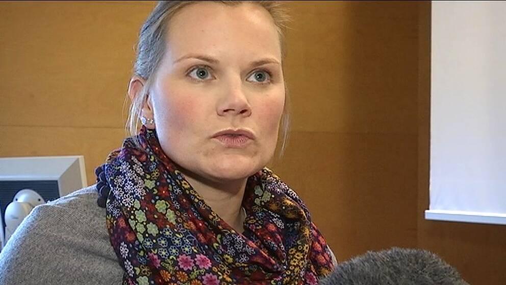 Lena Lindgren, samhällsplanerare på Länsstyrelsen i Östergötland