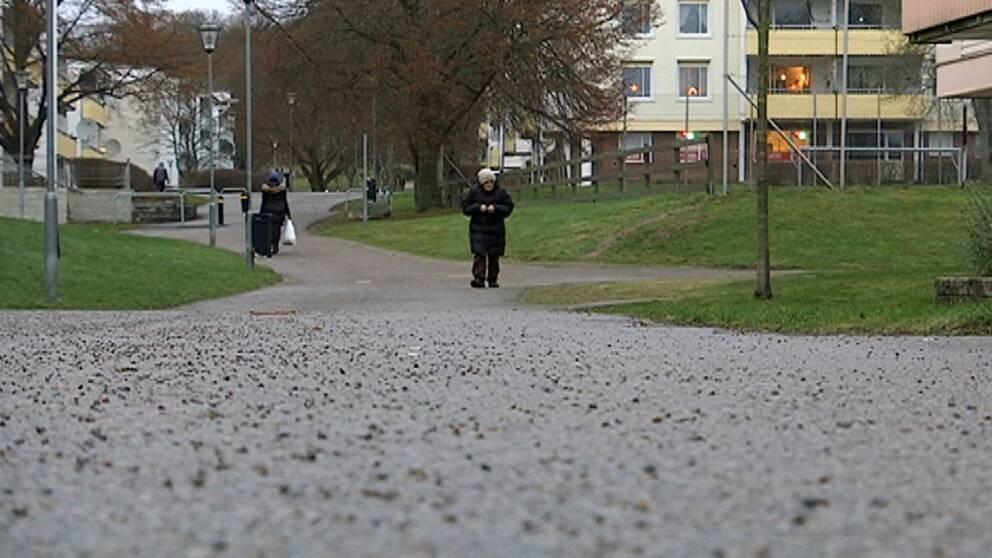 Problem med bilbränder minskar i Växjö