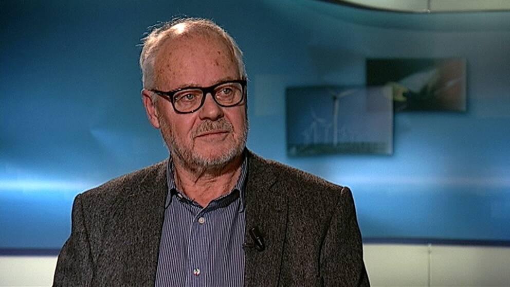 Lennart Johansson, vice ordf Landstingets etiska nämnd