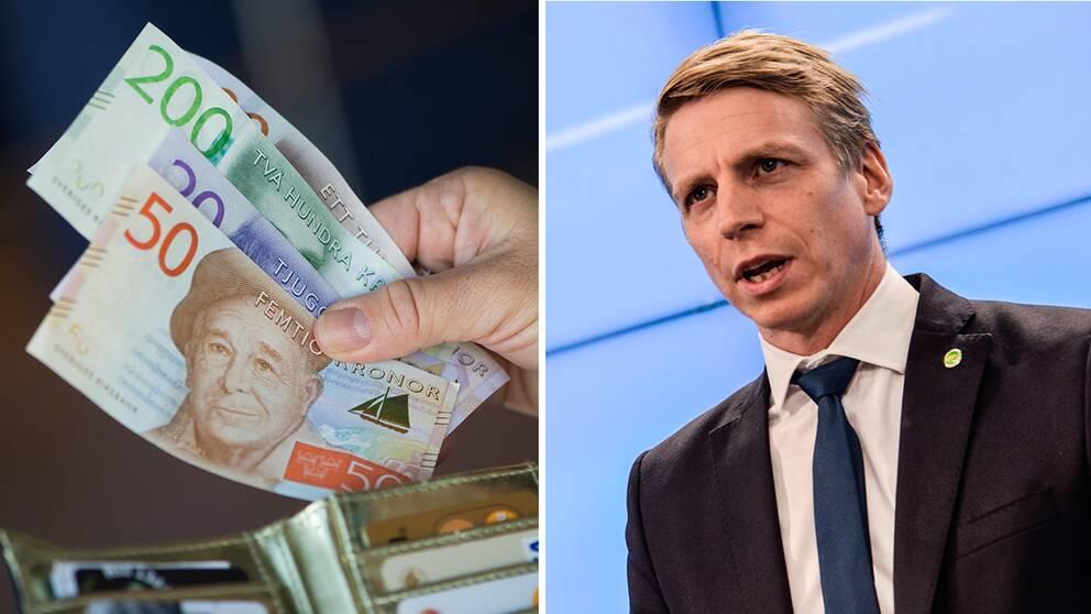 Finansmarknadsminister Per Bolund (MP) säger att han kommer att bjuda in till fortsatta politiska samtal om bland annat ränteavdragen.