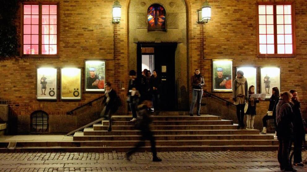Röhsska museet i Göteborg