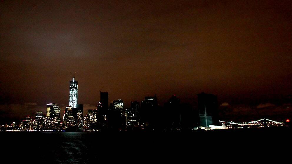 Manhattans skyline