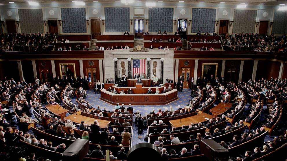 Usas senat godkanner krigsbudget