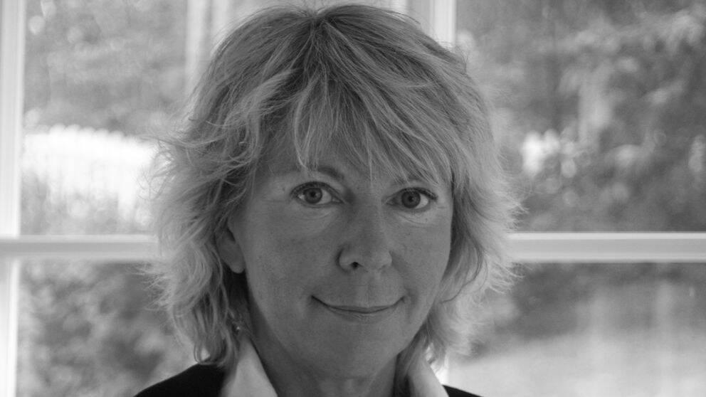 Journalisten June Carlsson blev 70 år.