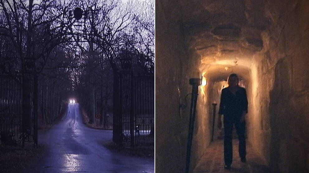 På Häringe slott är det många som menar att de kommit i kontakt med andar.
