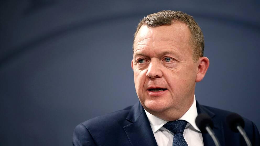 Ny dansk regering i veckan