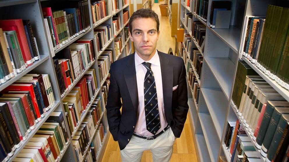 Björn Brenner, Mellanösternanalytiker vid Försvarshögskolan