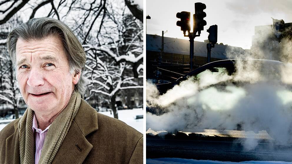 Miljömålsberedningens ordförande Anders Wijkman säger till SVT Nyheter att om Sverige ska fortsätta vara ett föregångsland så måste vi skruva upp takten.