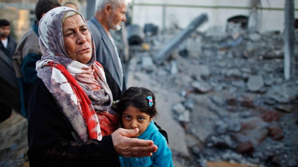 Hamas skjuter upp vapenvila