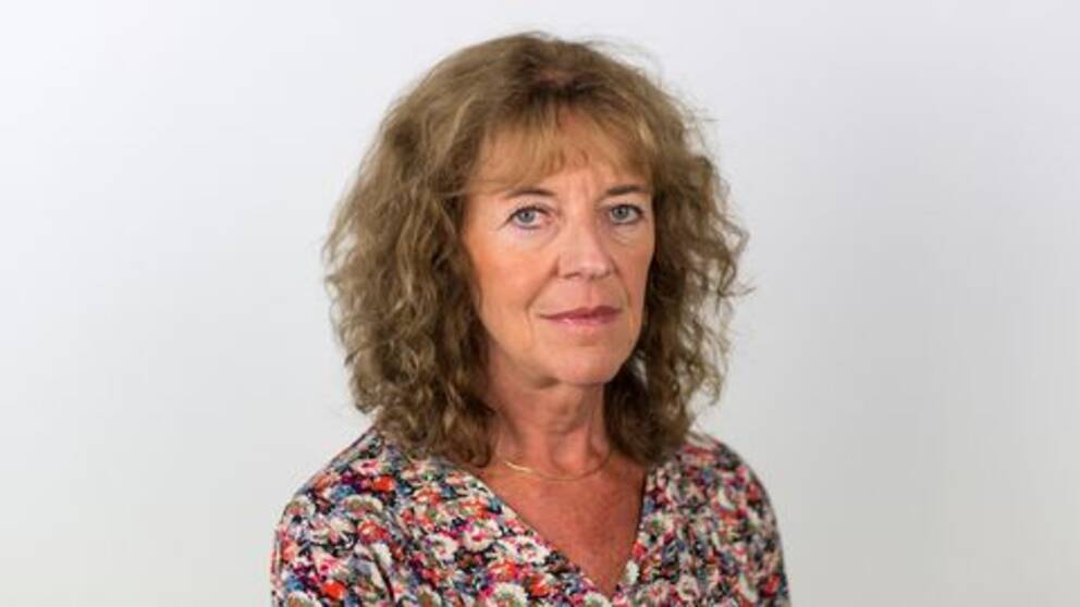 SVT Nyheters inrikespolitiska kommentator Margit Silberstein.