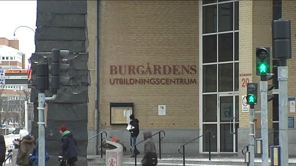 frisörskola göteborg burgården