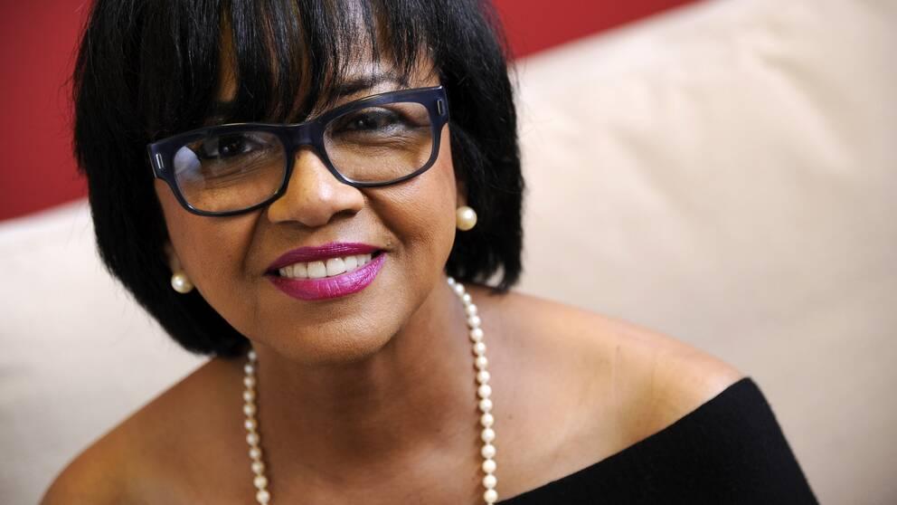 Cheryl Boone Isaacs är den amerikanska filmakademiens ordförande sedan 2013.