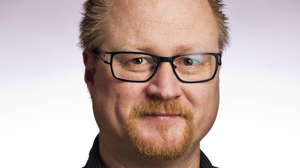 Tomas Skoglund, redaktionschef SVT Nyheter Värmland