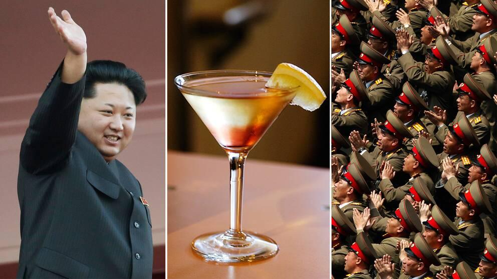 Koryo Liquor heter det nordkoreanska underverket.