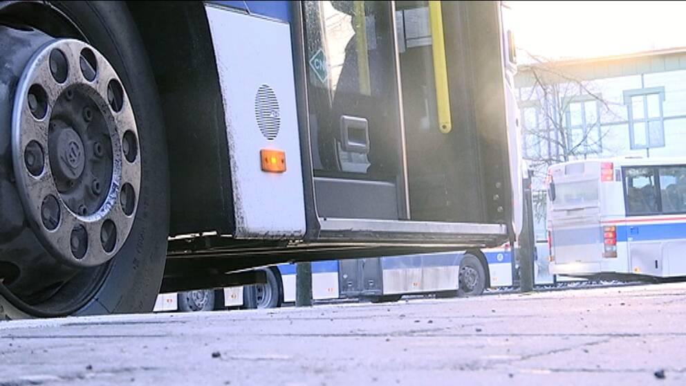 Buss, VL, pendla, kollektivtrafik, bussbiljetter