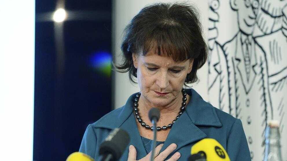 Kommunals ordförande Annelie Nordström meddelar att hon avgår vid nästa kongress.