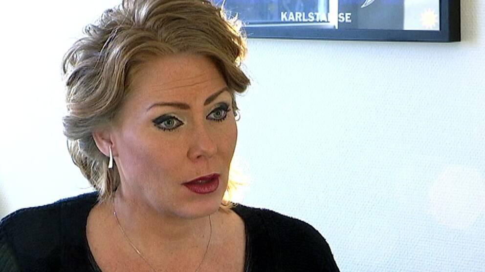 Marlene Kopparklint, kommunalråd