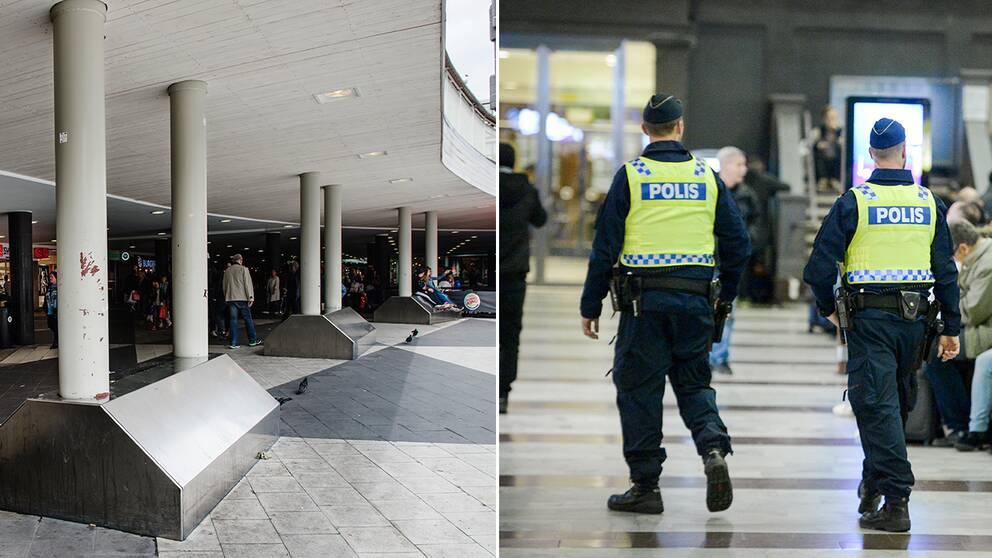 Polis Sergels torg