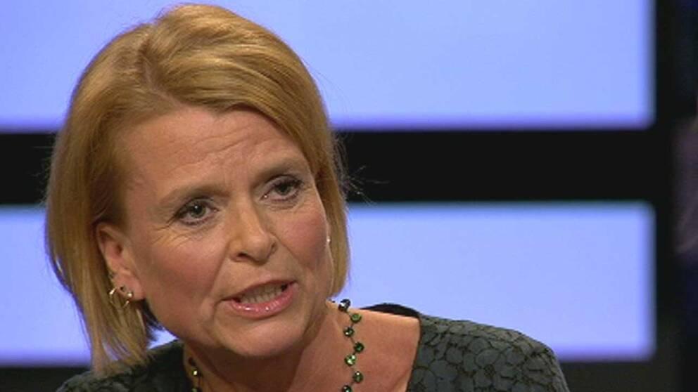 Barn- och äldreminister Åsa Regnér (S).