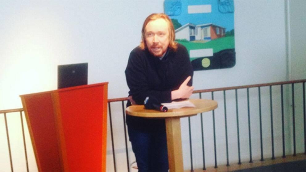 lasse winnerbäck presskonferens Linköping