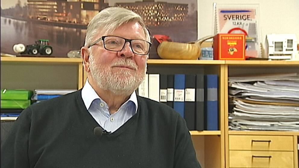Krister Olsson Balticgruppen