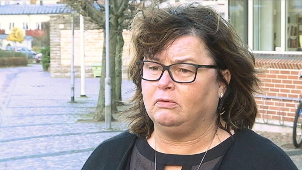 Carin Källström, biträdande utbildningschef i Laholms kommun.