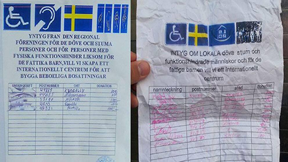 """""""Döva"""" bedragare i Jönköping"""