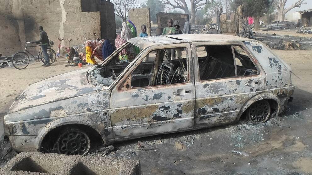 Boko Haram-attack