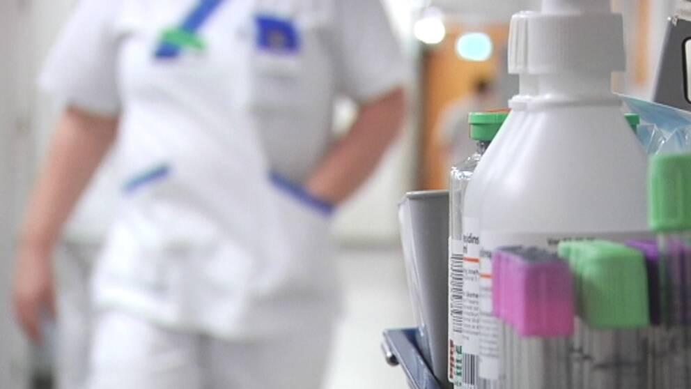 sjukhus, sjuksköterska, akademiska