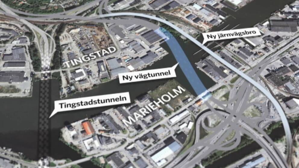 Regeringen har beordrat Trafikverket att låna av Riksgäldskontoret för att bekosta investeringar i det Västsvenska paketet.