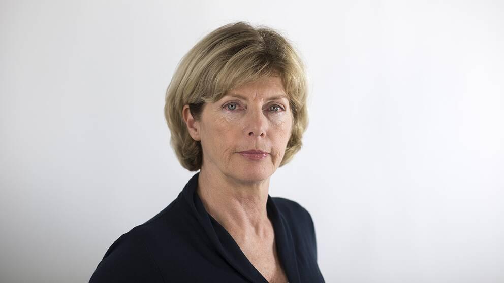 Eva Elmsäter, utrikeskommentator