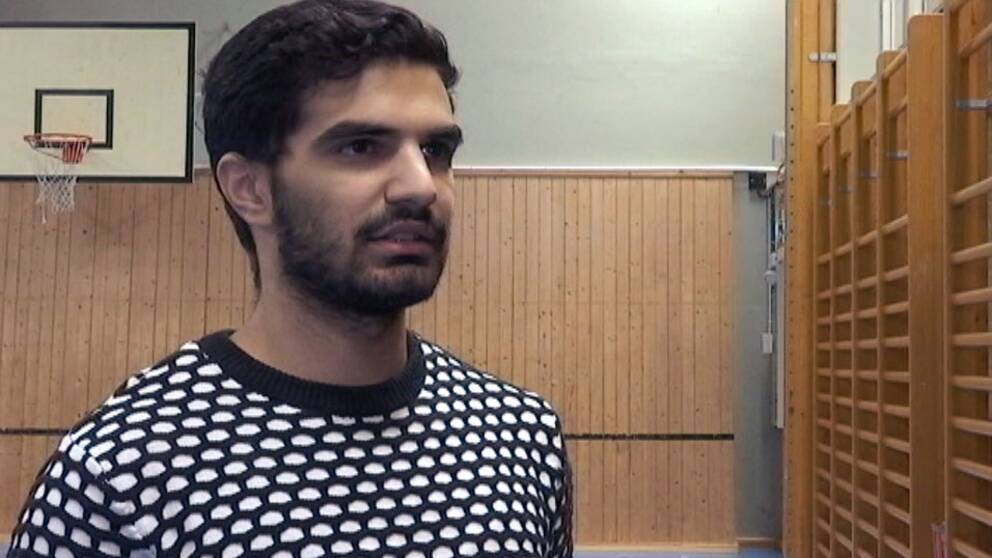 Saad Alsaudi anklagas för att ha ljugit om sin ålder.