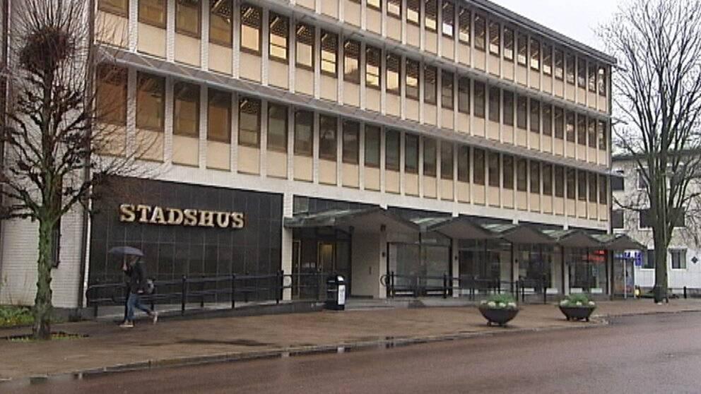 Stadshuset i Karlstad