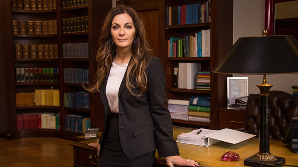 Elisabeth Massi Fritz, advokat