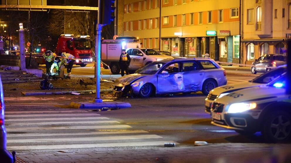 Rattfylleri bakom dodsolycka
