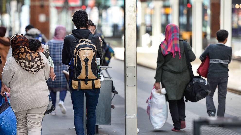 Tusentals ensamkommande har försvunnit från Skåne