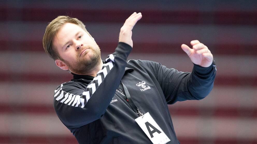Kristján Andrésson lämnar sitt uppdrag i Guif.