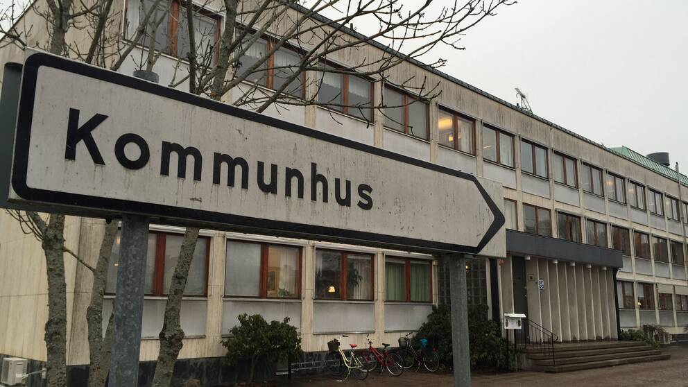 Kommunhus, kommunhuset Norberg, Norbergs kommun