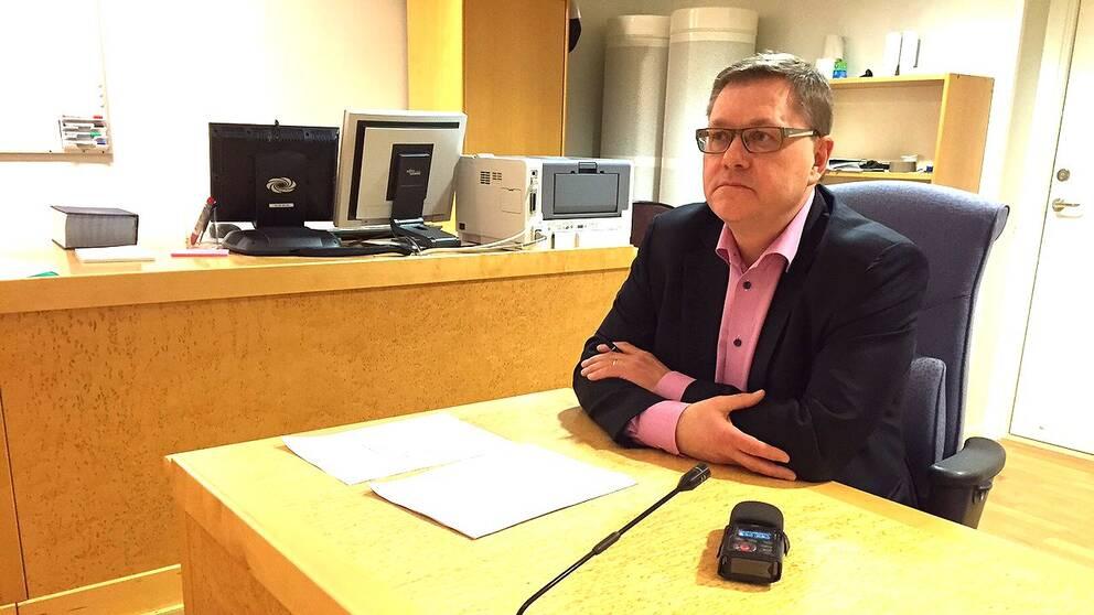 Torsten Angervåg chefsåklagare Norrköping