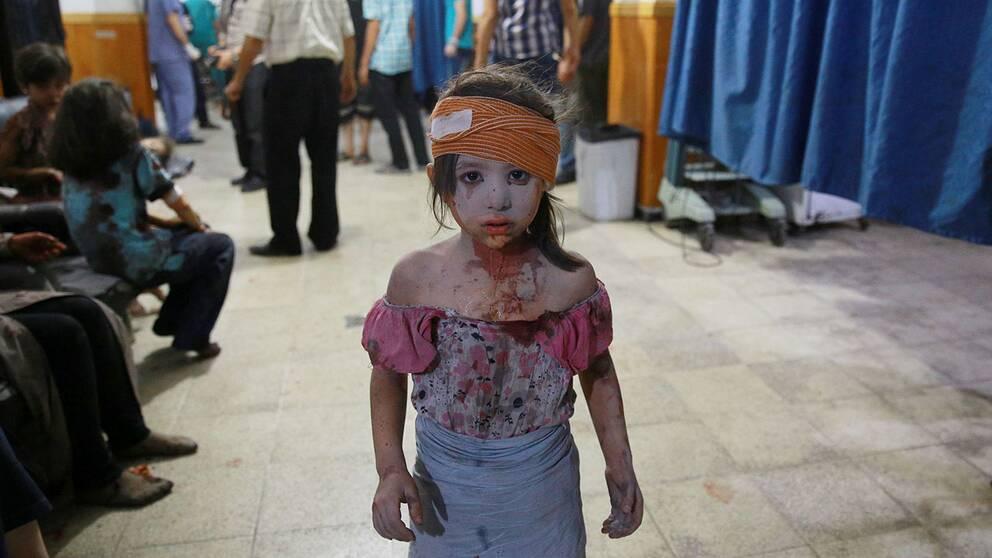 Syrienflicka