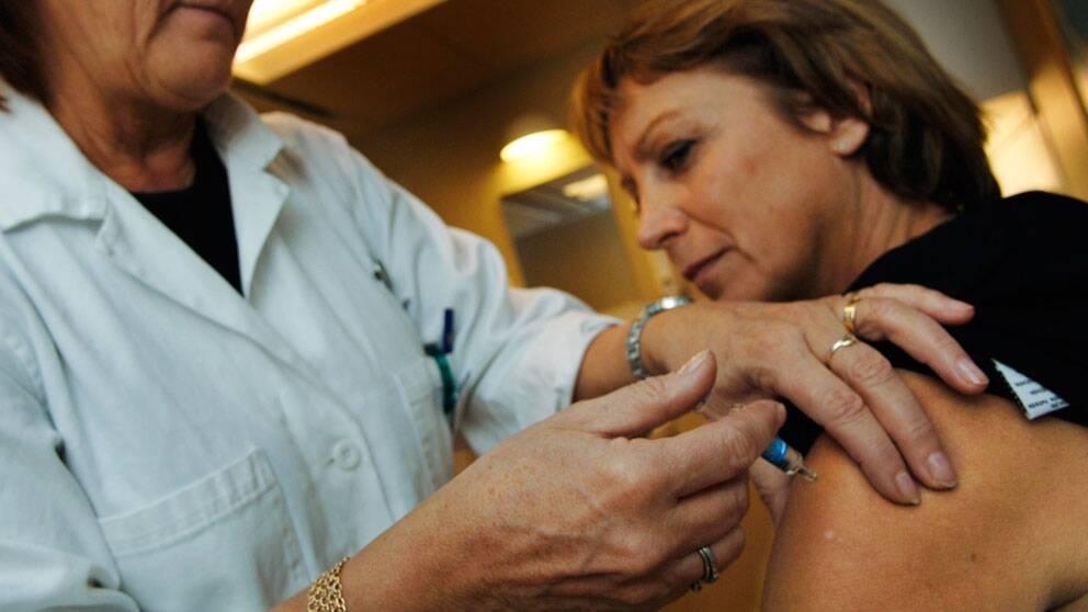 Samband mellan vaccin och narkolepsi