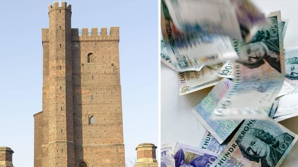 Helsingborgs stad tjänar miljoner efter minusräntan