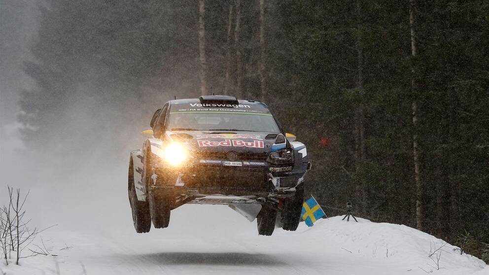 Svenska Rallyt.