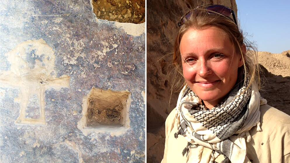 Maria Nilsson, arkeolog