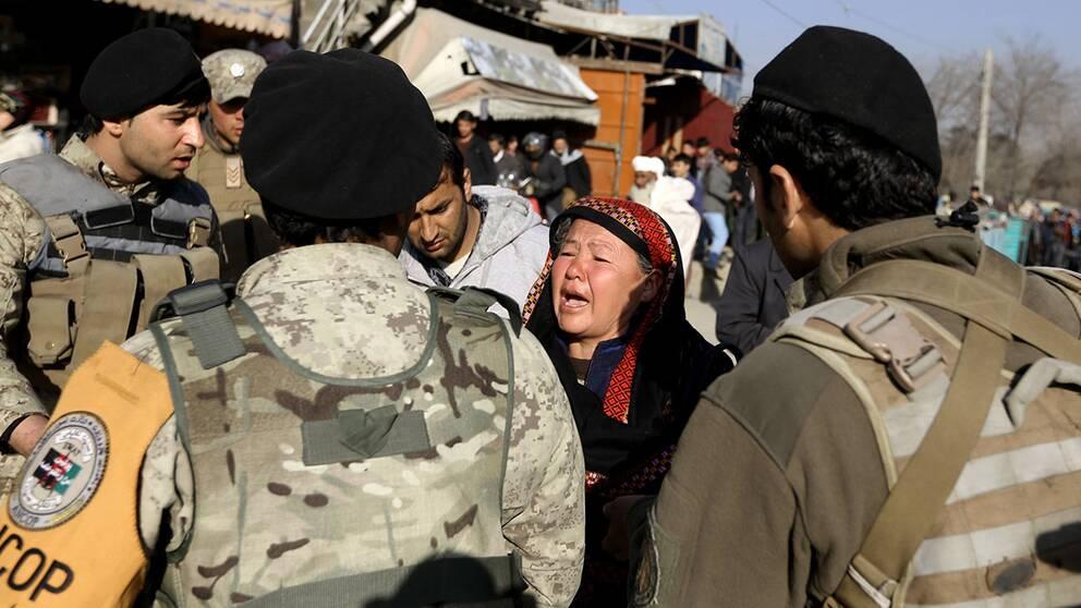 Allt fler civila dödas och skadas enligt ny FN-rapport