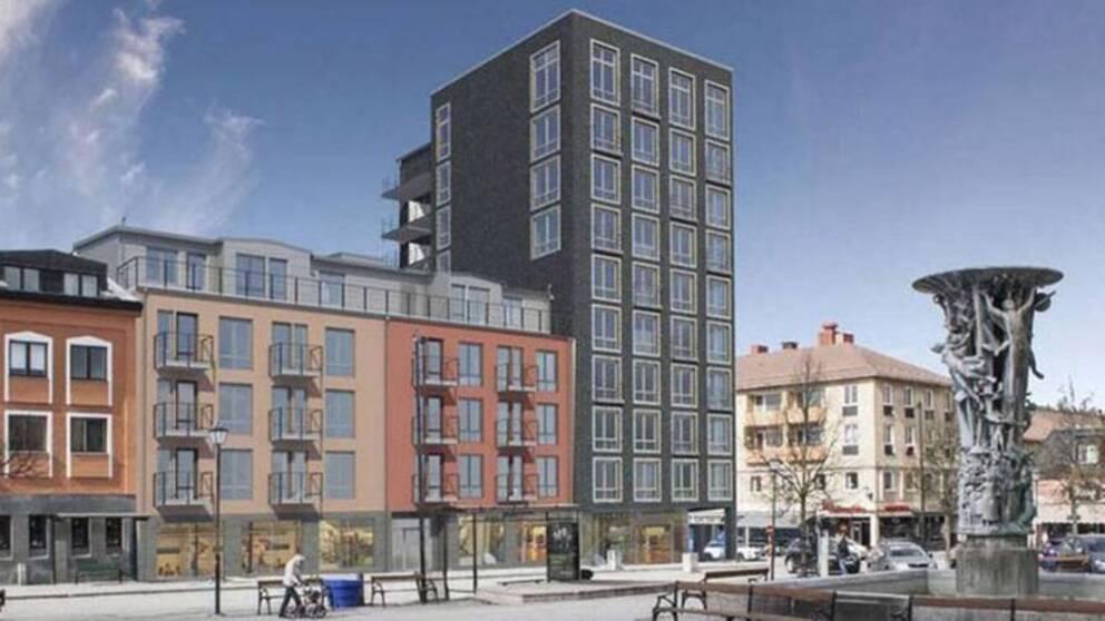 Efter tjänstemännens nej och Enköpingsbornas invändningar kring planeringen av ett tiovåningshus på den gamla Statt-tomten tänker nu kommunen om. Peab anser sig inte kunna fullfölja med den aktuella detaljplanen, och kommunen vill därför köpa tomten.