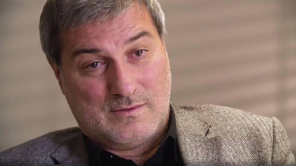 Paolo Machiarini i Dokument Inifråns serie Experimenten.