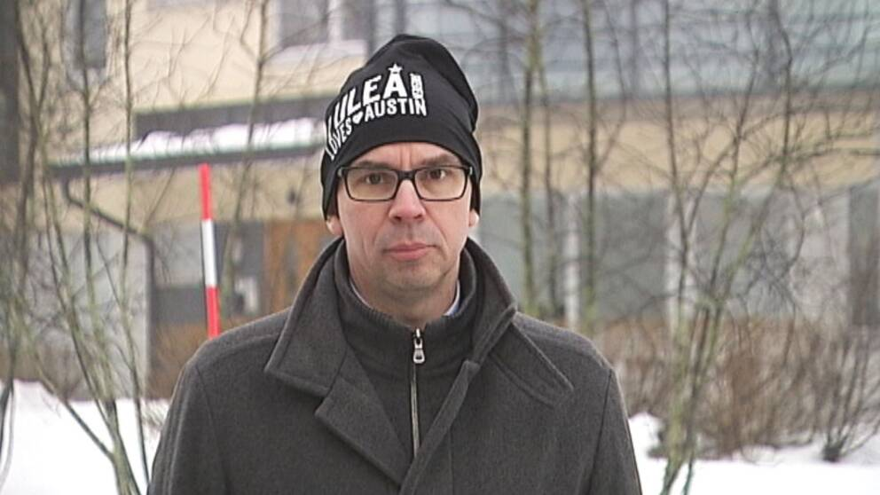 Niklas Nordström .